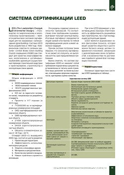 Система сертификации LEED